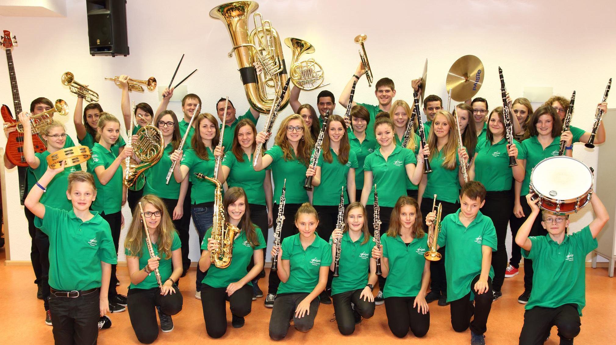 Jugendorchester Prechtal