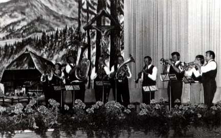 Der Musikverein wird zum e.V. (1962 -1985)