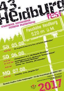 heidburgfest a