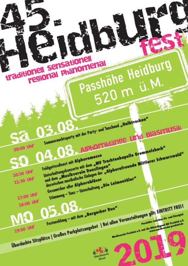heidburgfest a s